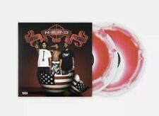N.E.R.D. - Fly or Die - Vinyl Me, Please Rap & Hip Hop Red White Swirl NERD