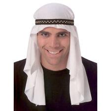 Arabian Mantle Headpiece Sheik Adult Costume Desert Prince Arab Sultan Hat
