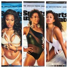 SPORTS ILLUSTRATED MAGAZINE SWIMSUIT 2021-COMBO PACK OF ALL 3 COVERS-BRAND NEW