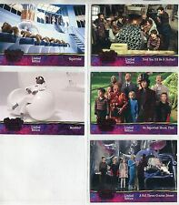 Charlie & The Chocolate Factory Deluxe DVD Promo 5 Card Set
