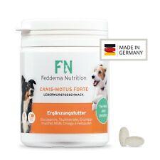 Canis Motus Forte Pâté de Foie - avec Glucosaminsulfat, Msm , Griffe, Omega3