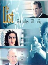 The List, Acceptable DVD, Terrence Labrosse, Roc LaFortune, Mädchen Amick, Ben G