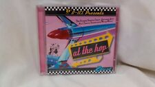 K-Tel Presents At The Hop 2 CD Various Artists 2006 BCI Eclipse           cd4380