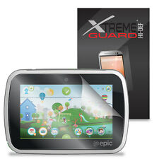 3-Pack XtremeGuard HI-DEF Screen Protector Cover For LeapFrog Epic Kids' Tablet