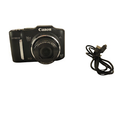 Canon PowerShot SX160 IS   16.0MP Digital Camera - Black   FREE Shipping