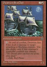 CLAN DEI NANI DI MARE - DWARVEN SEA CLAN Magic HML Mint