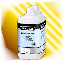 5 Liter (6,99 €/l)  Lesonal  GunCleaner Lackierpistolenreiniger Reiniger