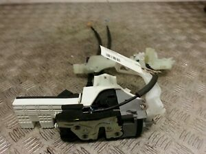 2016 HYUNDAI TUCSON PASSENGER SIDE FRONT DOOR LOCK CATCH ACTUATOR SOLENOID LH NS