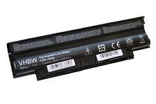 BATERIA pc portatil 4400mAh negro para Dell Inspiron 15R N5110