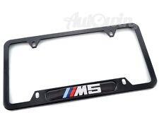 Standart License Plates For BMW M5 Series E39 Frames with ///M5 Logo USA Model