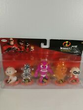 The Incredibles 2 Jack Jack Multipack Figures Changing Forms Fire Nails Baby toy