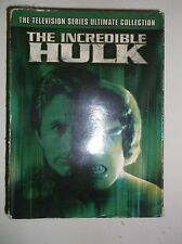 The Incredible Hulk - The TV Series Ultimate Collection (DVD,6-Disc Set) Marvel