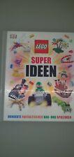 Lego Buch Super Ideen 100 fantastische Bau und Spielideen guter Zustand