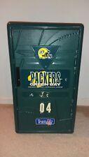 Green Bay Packers Vintage 1990s Suncast Corp 2 Foot Tall Mini Storage Locker