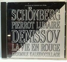 Schonberg Pierrot Lunaire (Harmonia Mundi, 1991) (cd5182)