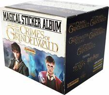 Fantastic Beasts Crimes Grindelwald Panini Box 50 Packs Stickers