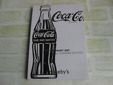 Sotheby's Contemporary Art- Evening Auction -New York- 9 November 2010 - Book