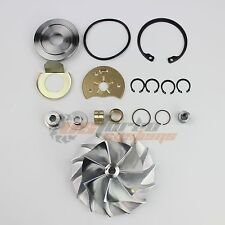 04.5~07 Dodge Ram 5.9L HE351CW ISB Turbo Rebuild Kit+Billet Comrpessor Wheel