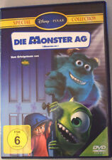 DVD - Die Monster AG. - Special Collection von Walt Disney - NEU - OVP