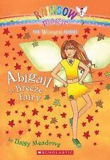 Rainbow Magic The Weather Fairies Abigail the Breeze Fairy