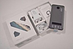 Google LG Nexus 5X LG-H791 16GB Factory Unlocked (Quartz White) - Faulty