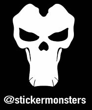 DARKSIDERS 2 II DEATH MASK 15cmH Sticker PS4 X1 Console Car Ute PC Tablet MaC o)