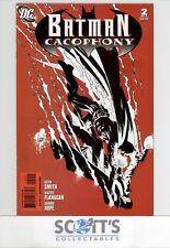 BATMAN : CACOPHONY  #2  NM-