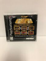 Arcade's Greatest Hits: The Atari Collection 1 (PlayStation 1 )FAST SHIPPING!
