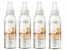 4 X Avon Fragrance Spritz Room Spray VANILLA & SANDALWOOD 100ml
