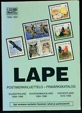 LITERATUUR, FINLAND, LAPE 1996-1997., 216 PAGES,  ZL490