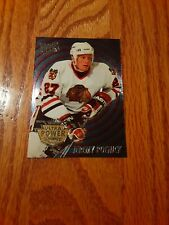 1994-95 Fleer Ultra Series 1 Chicago Jeremy Roenick Ultra Power #8 of 10 card