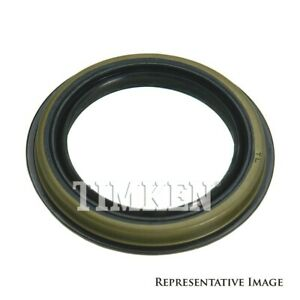 Power Strg Pump Shaft Seal  Timken  7013S