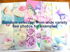 More details for coloured postcards ideal for competitions mixed designs 10 different per set