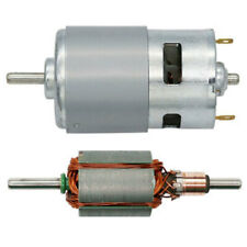 Large Torque Electric DC Brushless Motor 12V 100W 10000rpm High Power 795