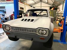 MK1 Escort Wide-Body Rolling Race chassis