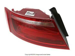 AUDI A5 S5 (2008-2011) Taillight LEFT OUTER / DR. SIDE AUTOMOTIVE LIGHTING OEM