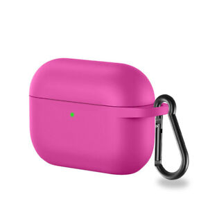 AirPods Pro 3 Silicone Case Cover Protective Skin for Apple Charging + Keychain