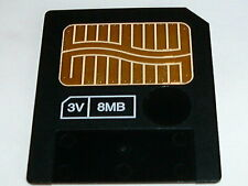 Olympus M-8 P Mb 3.3v Smartmedia Card For Olympus Camera Smart Media Memory Card