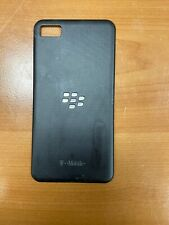 NEW OEM ORIGINAL BLACKBERRY Z10 NFC BACK DOOR COVER HOUSING TMOBILE BLACK Z 10