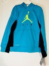Jordan Boys Pullover Hoodie. NWT by Nike. Size 7. Jumpman 23