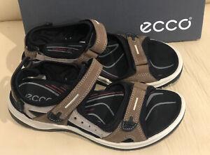 ECCO Offroad Yucatan Sandal-Birch -NEW-Size EU 41-US 10-10.5