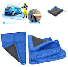 Nano Blue Rag Cloth Towel For Car Wash Paint Care Cleaning Detailing Polishing