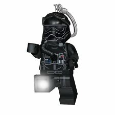PREMIER COMMANDE Cravate PILOTE FIGHTER Lampe porte clé lego star wars épisode