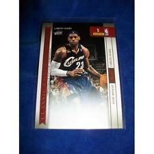 2009-10 Classics - Confrontations #5 Kobe Bryant on front Lebron James on back