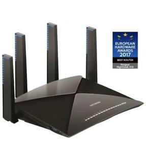 NETGEAR R9000 Nighthawk X10 AD7200 Quad-Stream Smart Wireless Router
