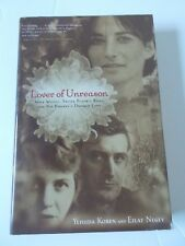 Lover of Unreason Book Wevill Hughes Sylvia Plath Love Affair Writer History art