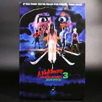 "Hot NECA Ultimate Dream Warrior Nightmare On Elm Street Freddy Krueger 7"" Figure"