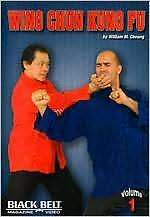 WING CHUN KUNG FU WITH WILLIAM M CHEUNG 1 - DVD - Region Free