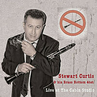 Stewart Curtis' K-Groove : Live at the Cabin Studio CD (2015) ***NEW***