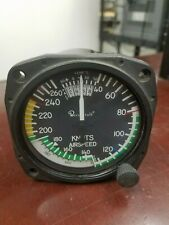 Beechcraft Aircraft Max Allow Airspeed Knots Indicator 8130 NEW